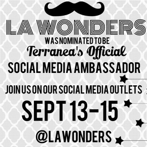 Terranea Resort nomiates LAwonders as 'Social Media Ambassador'