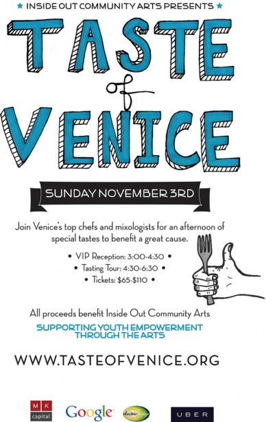 Taste of Venice poster